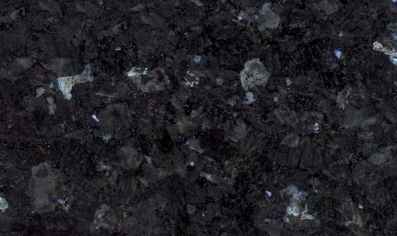 Encimeras de granito a medida personalizadas silestone for Granito negro labrador