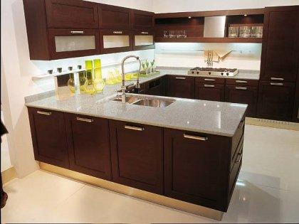 Tipos de encimeras de cocina modelos colores silestone - Tipos de encimeras para cocina ...